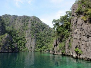 Dive in Coron Palawan