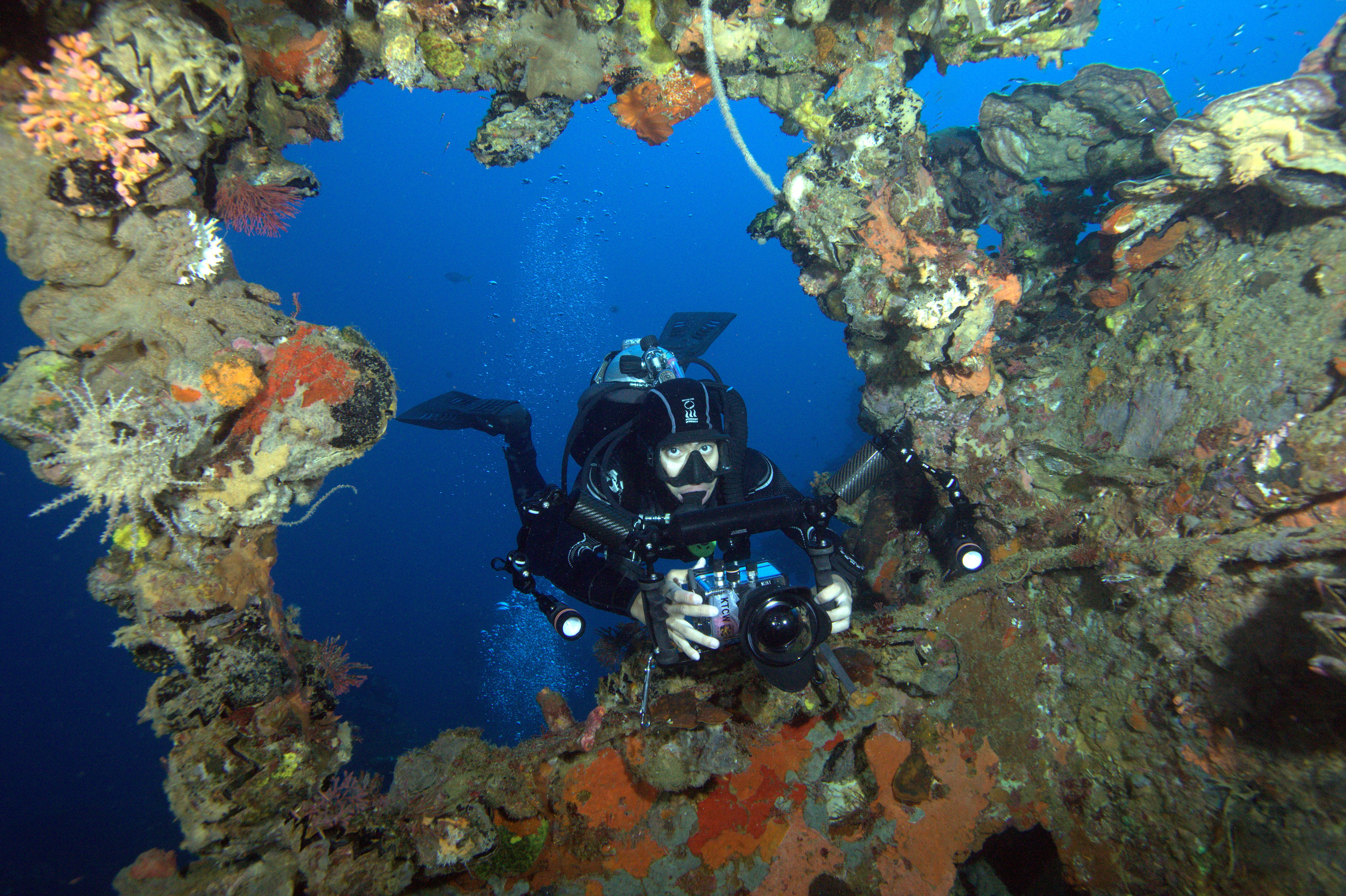 Wreck Diving in Coron a Journey into History